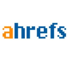 Ahrefs SEO logo