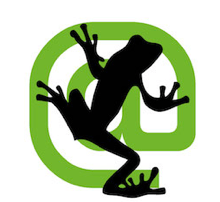 screaming frog SEO program logo