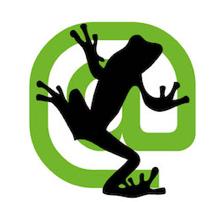 screaming frog SEO program logo