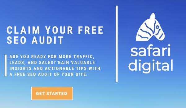 safari digital free seo consultation