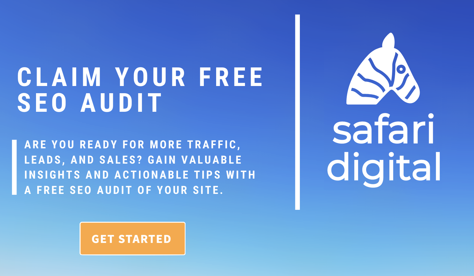Free SEO audit offer