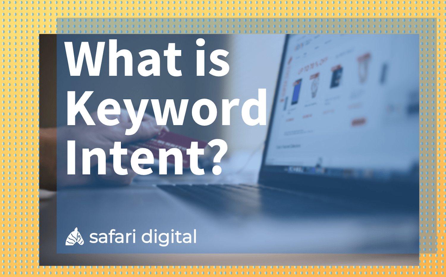 What is Keyword Intent Banner Image Large
