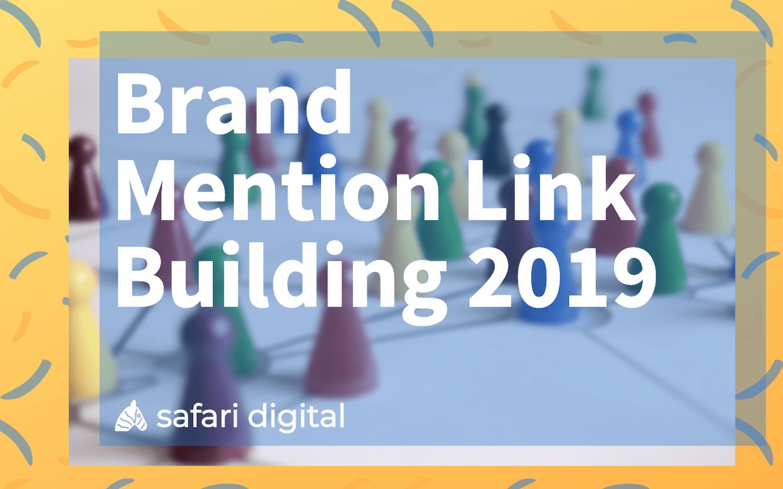 Brand mention link building banner image large