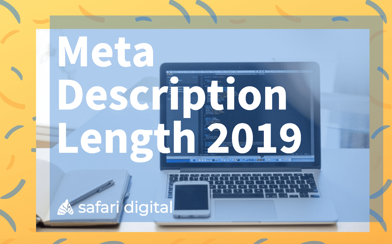 Meta description length 2019 banner image Large
