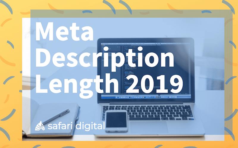 Meta description length 2019 banner image Small