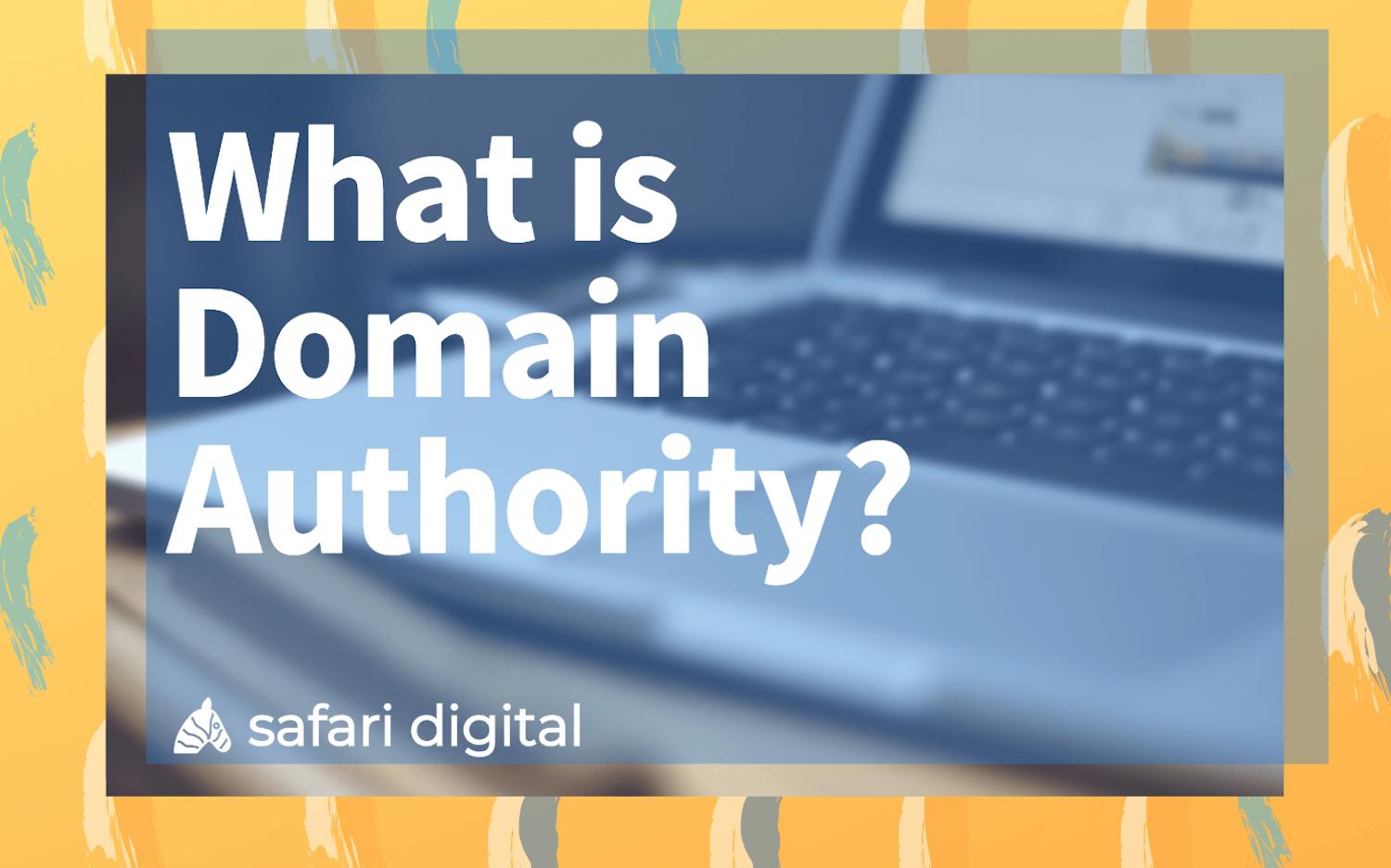 What is Domain Authority Banner Image Large