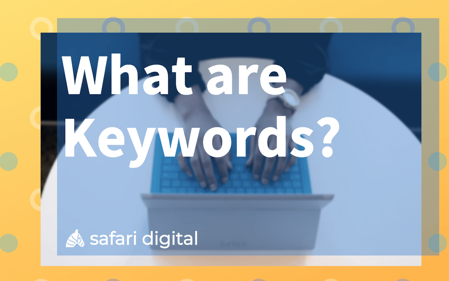 What are Keywords Banner Image Large