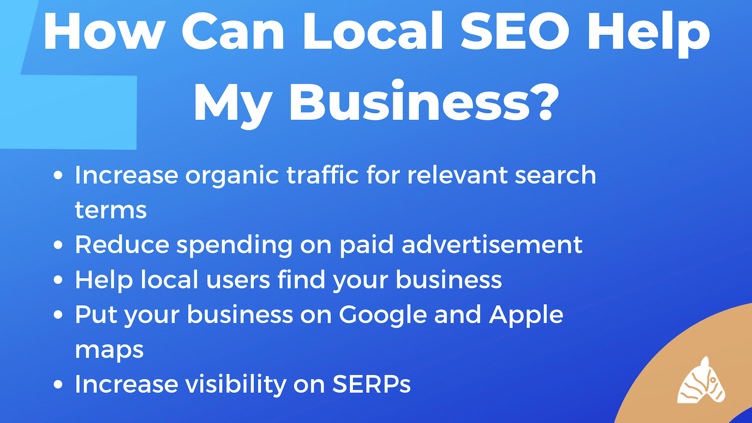 Local SEO and business growth statistic