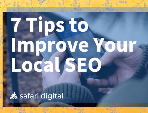 7 Local SEO Tips for More Traffic in 2020