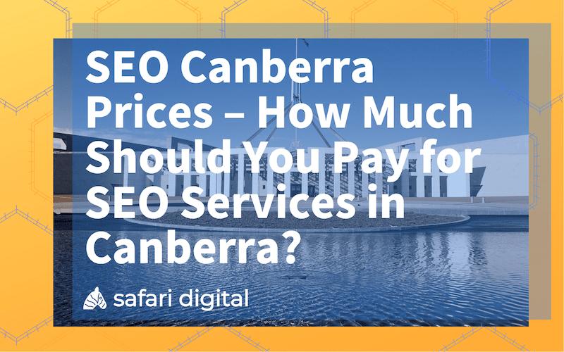 seo canberra prices safari digital cover image - small size