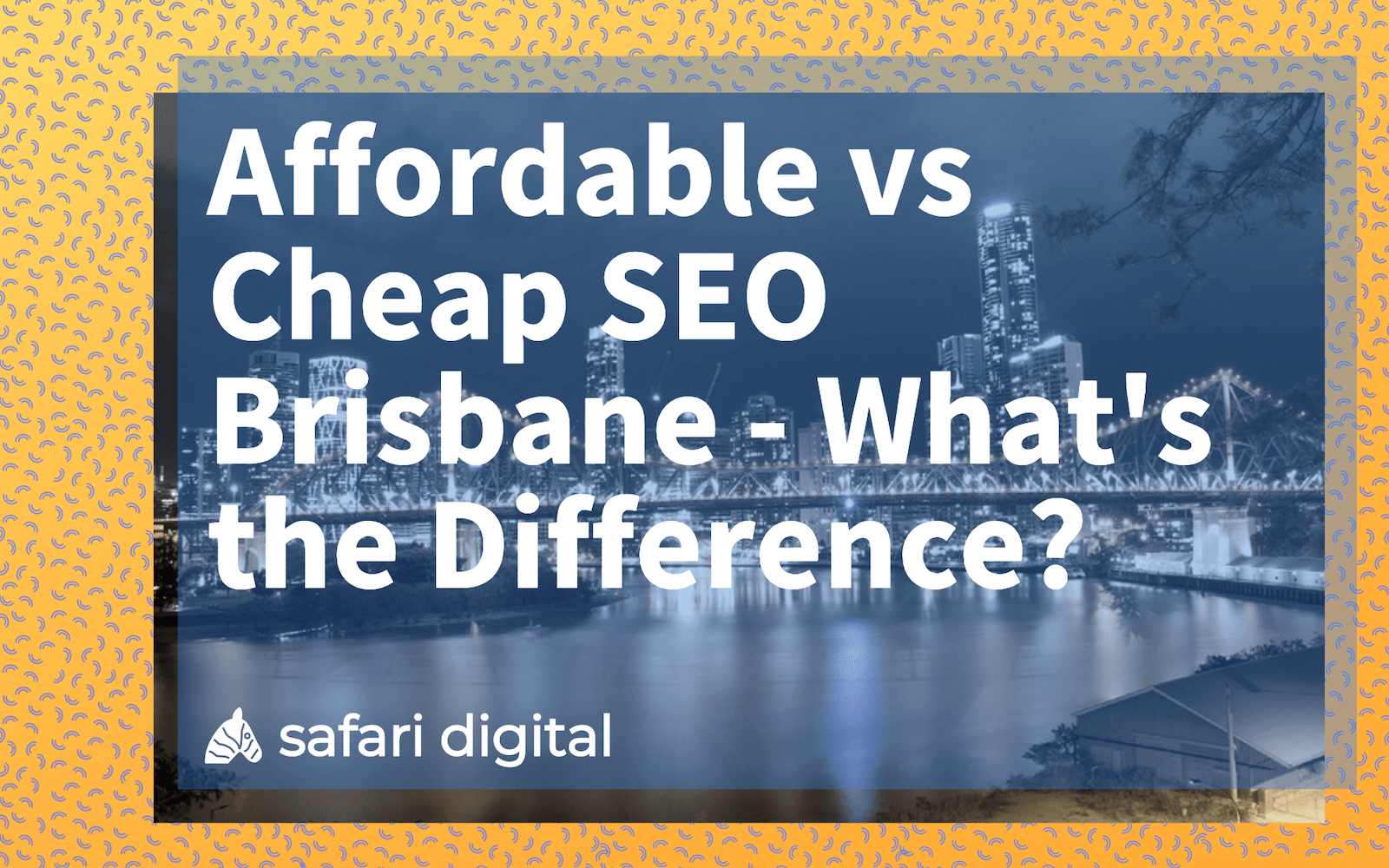 Cheap SEO Brisbane vs. Affordable SEO Brisbane - large cover image