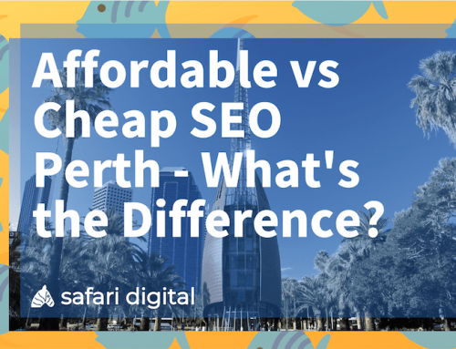 Affordable vs. Cheap SEO Perth – What's the Difference?