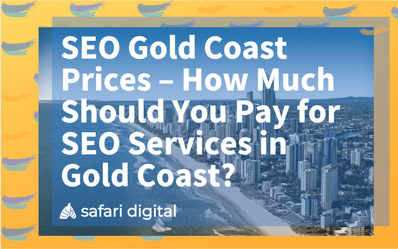 gold coast SEO prices small cover image