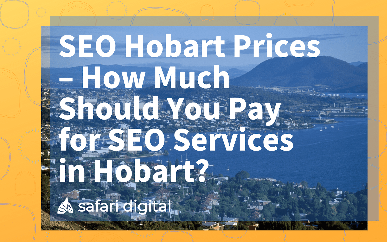 seo hobart prices large cover image