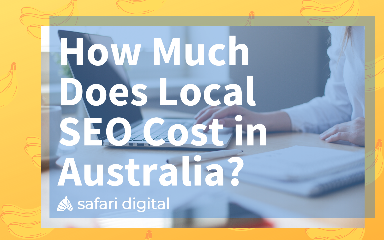 How much does local SEO cost in Australia cover image large
