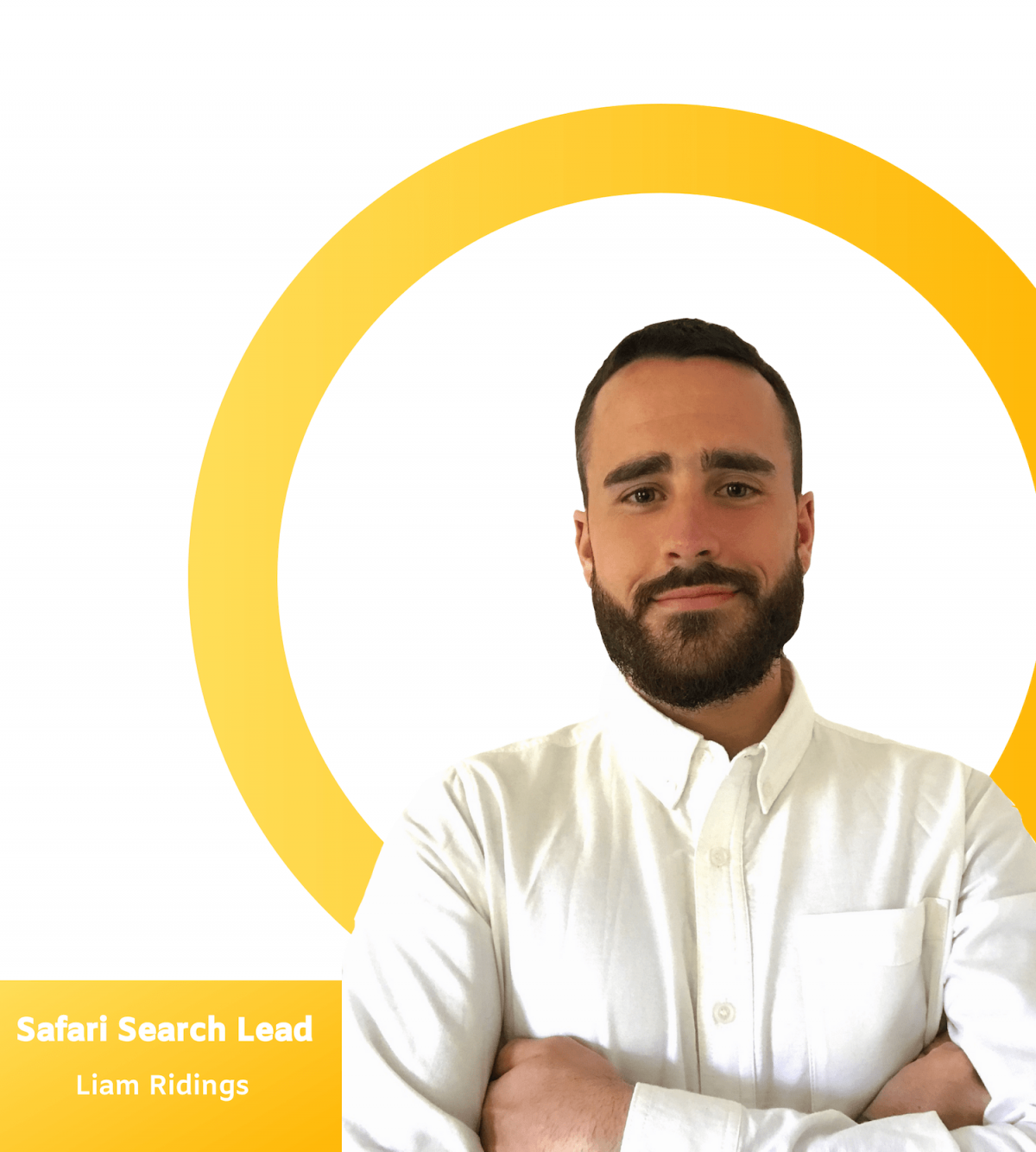 liam ridings - director at safari digital SEO