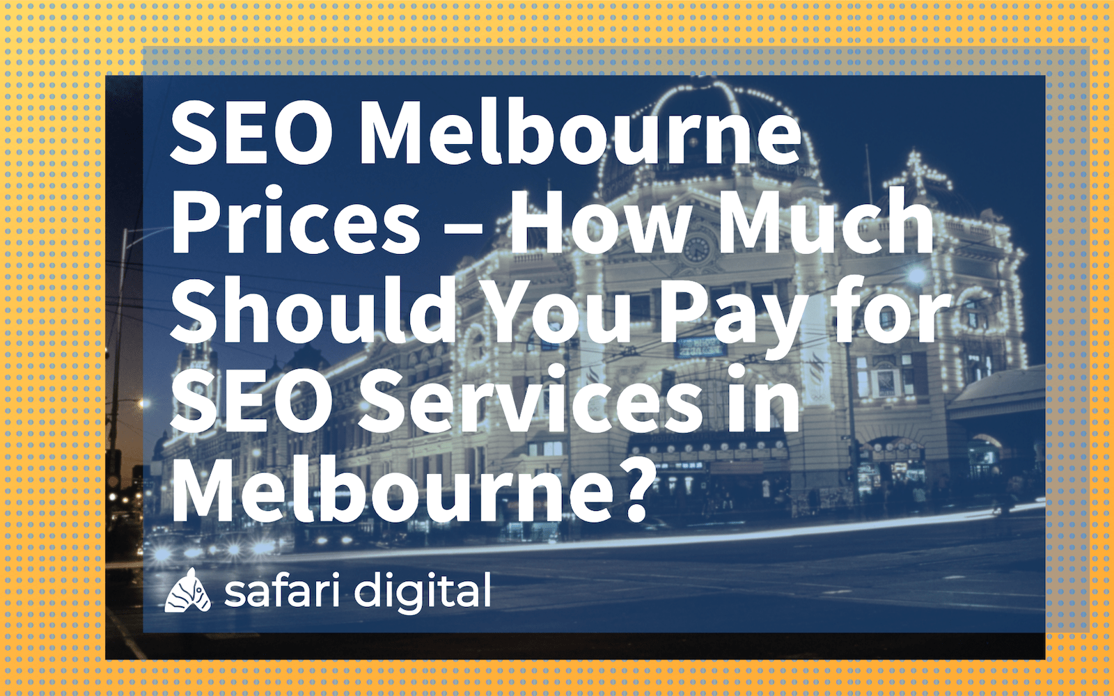 """How Much Does SEO Cost in Melbourne"" Image"