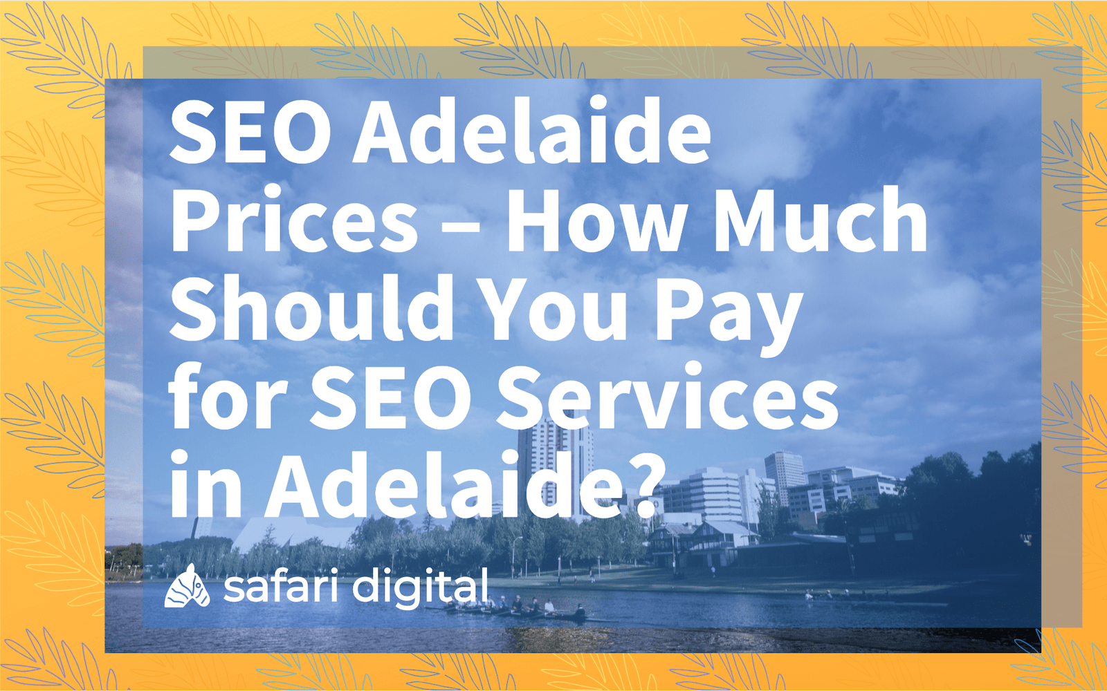 SEO adelaide prices cover image large