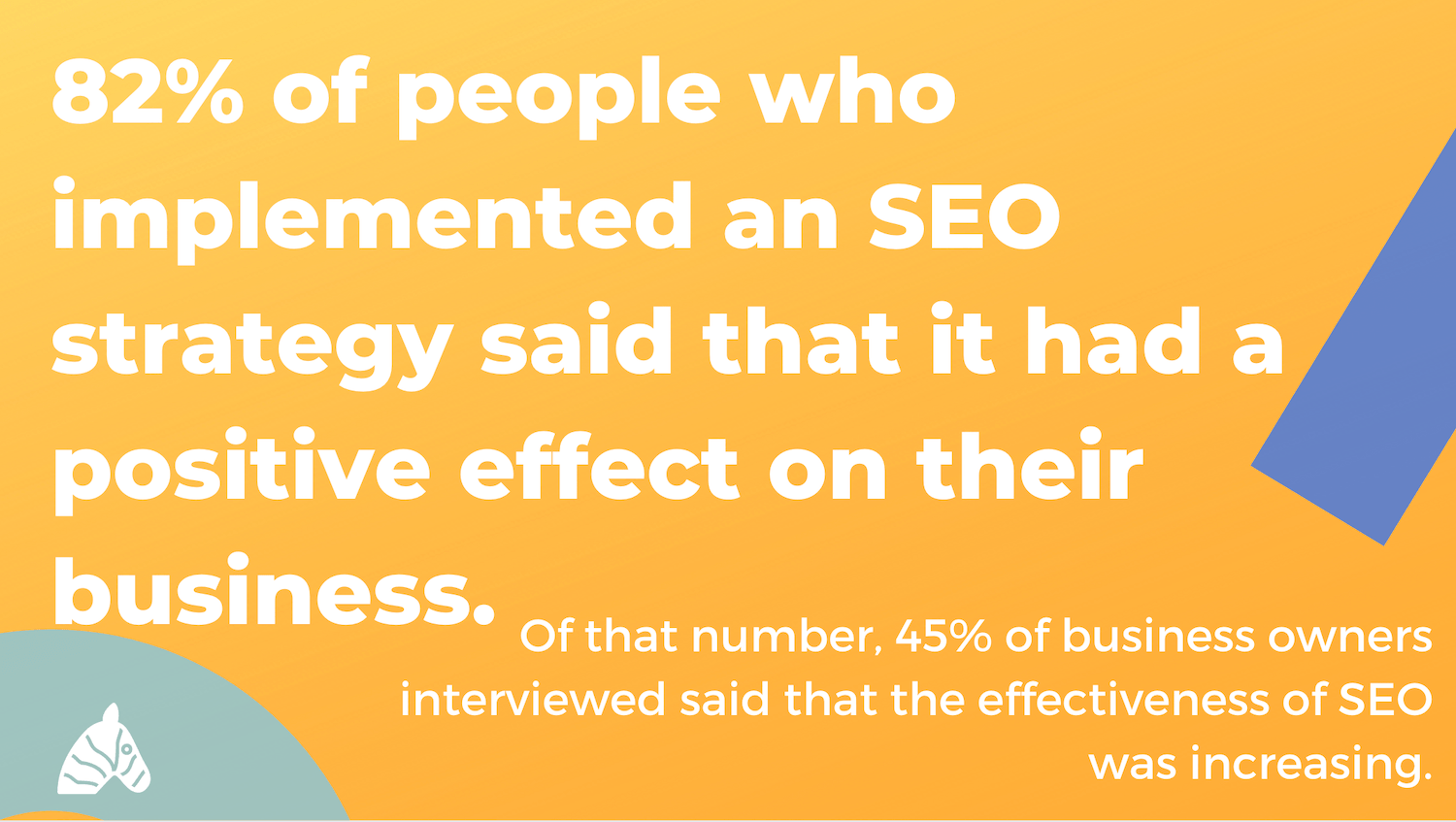 SEO fact about the impact of SEO services on business