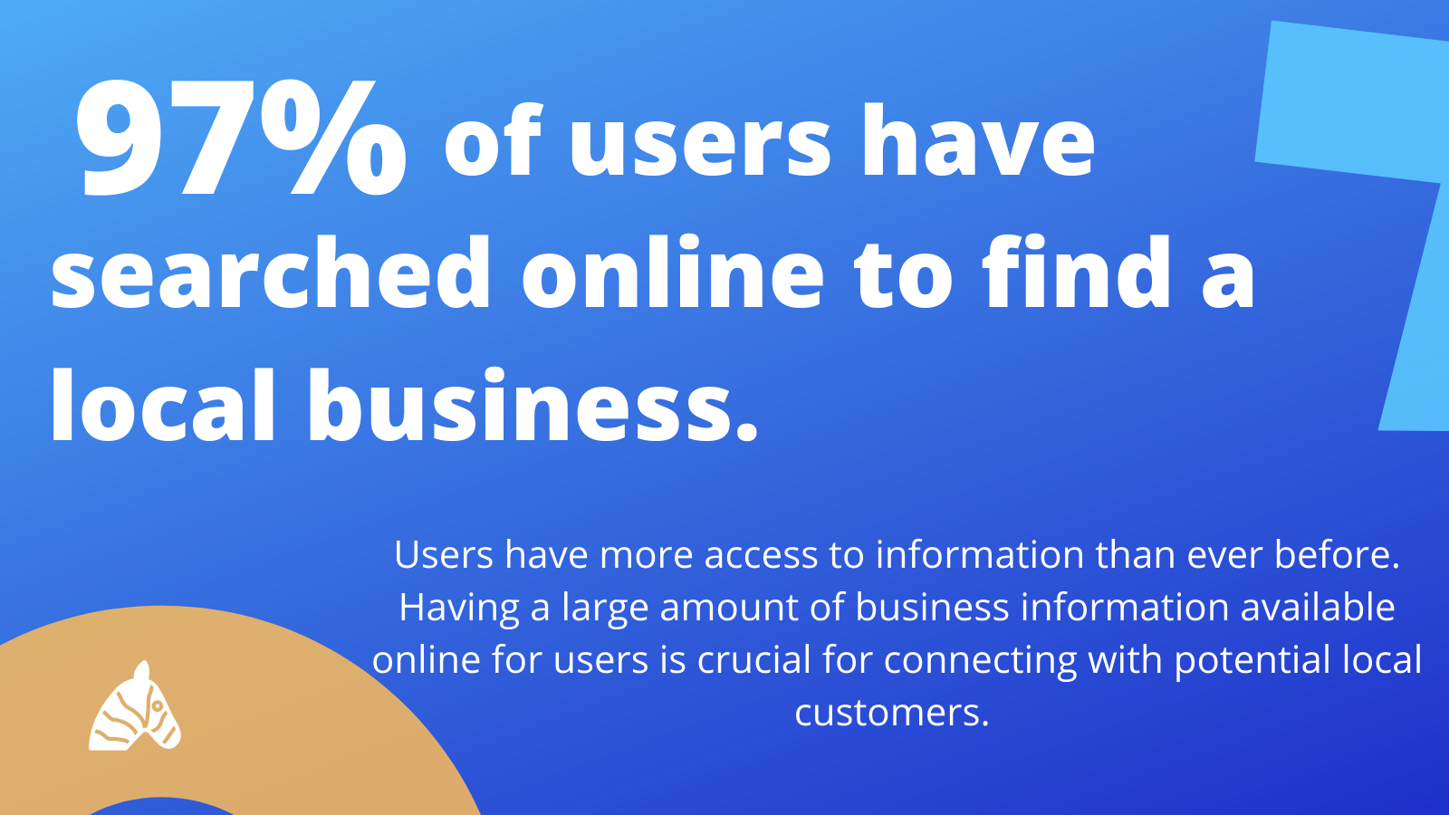 Statistic for local search and local businesses