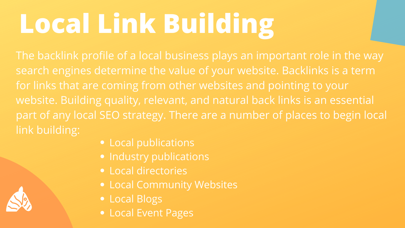 Why local link building is important in a local SEO campaign