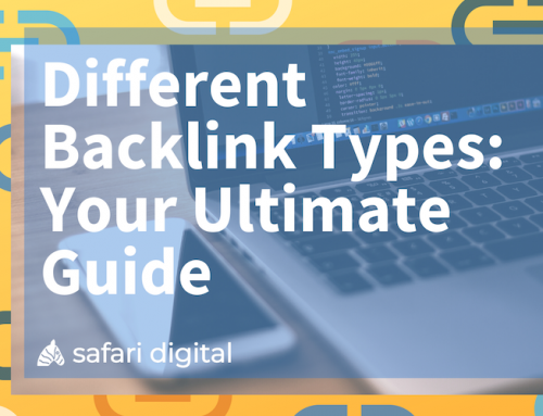 23 Types of Backlinks That Impact Your SEO