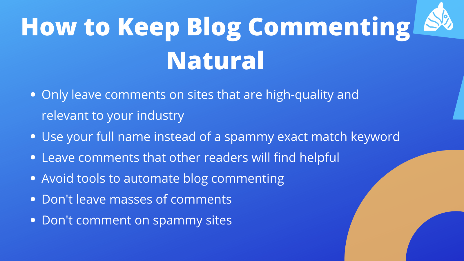 Information on how to keep link types natural