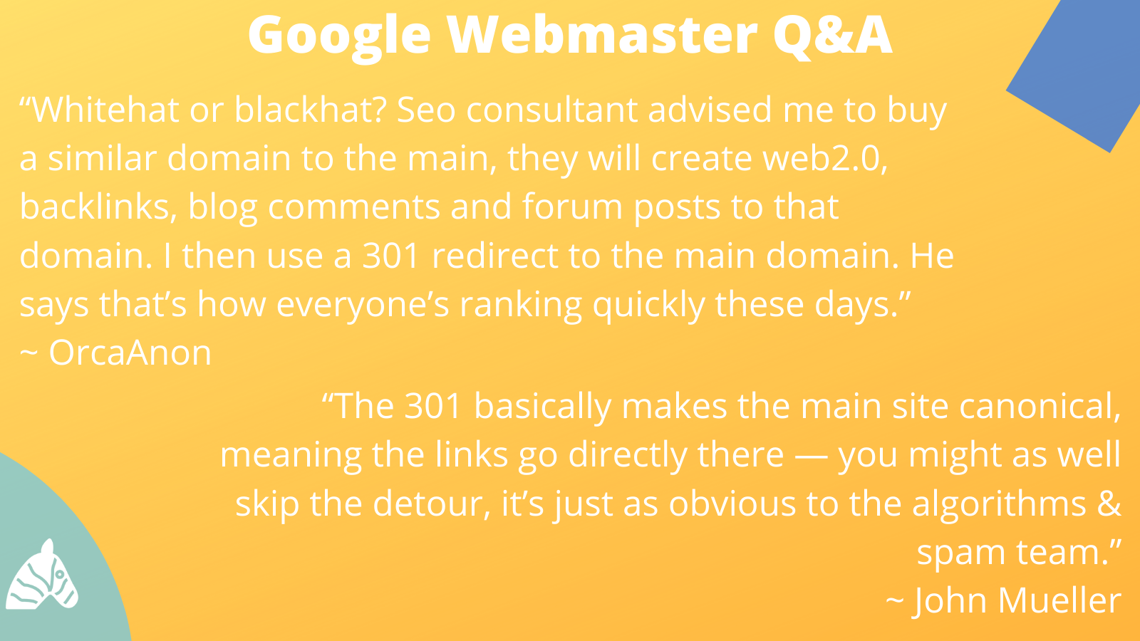 Google Webmaster Question on Link Types