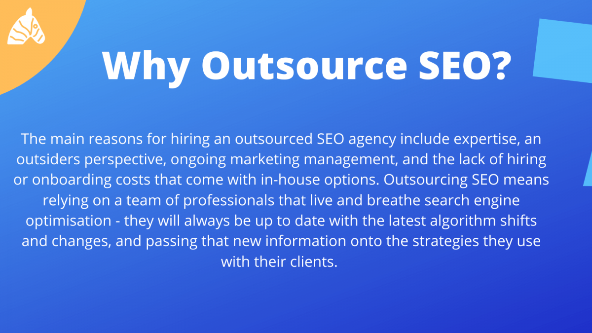 reasons why you should look to hire an SEO professional