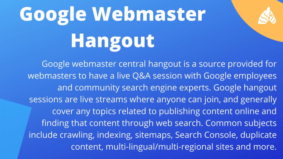 derank vs deindexing on google discussed on webmaster hangouts