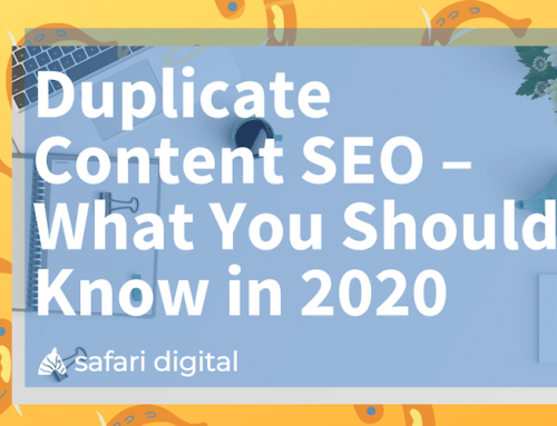 Duplicate Content SEO – What You Should Know in 2020