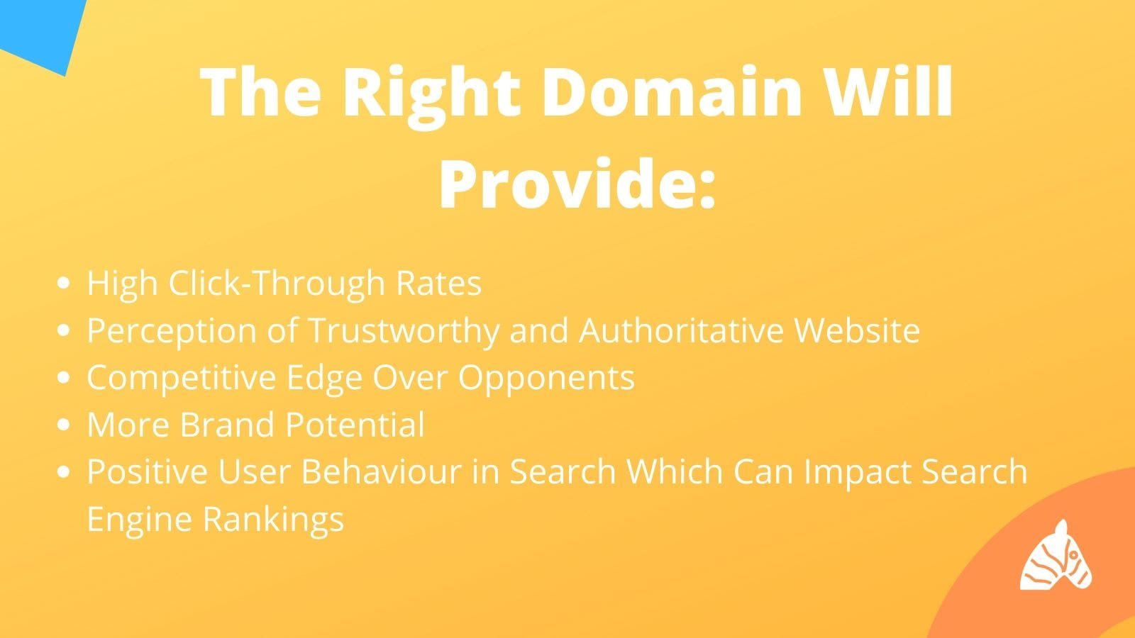 what is involved in choosing the best domain name for SEO