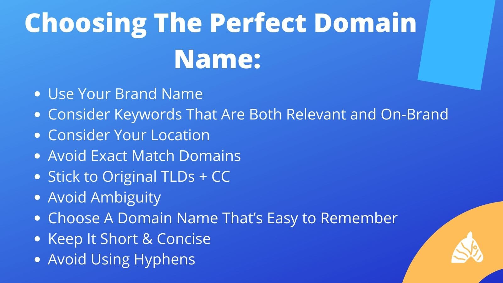 choosing the perfect domain name for SEO
