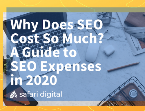 Why Does SEO Cost So Much?