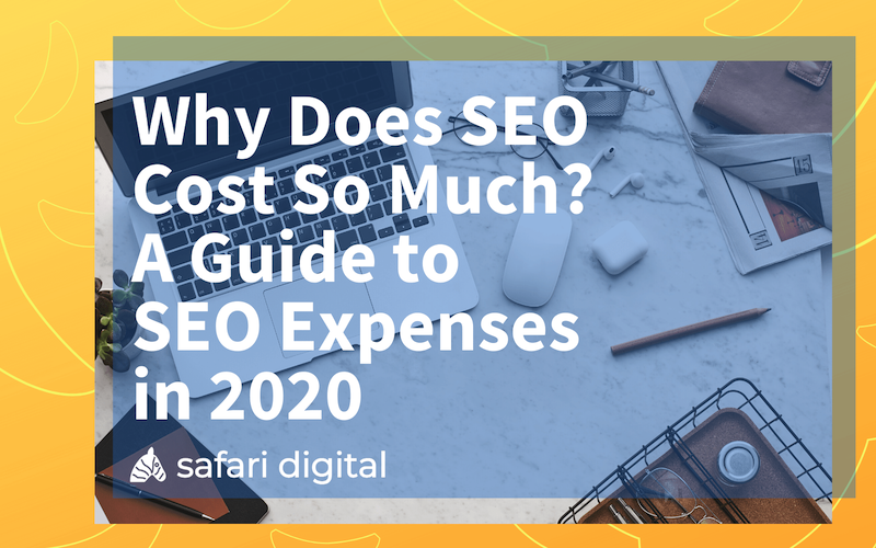 Why does SEO cost so much? small cover