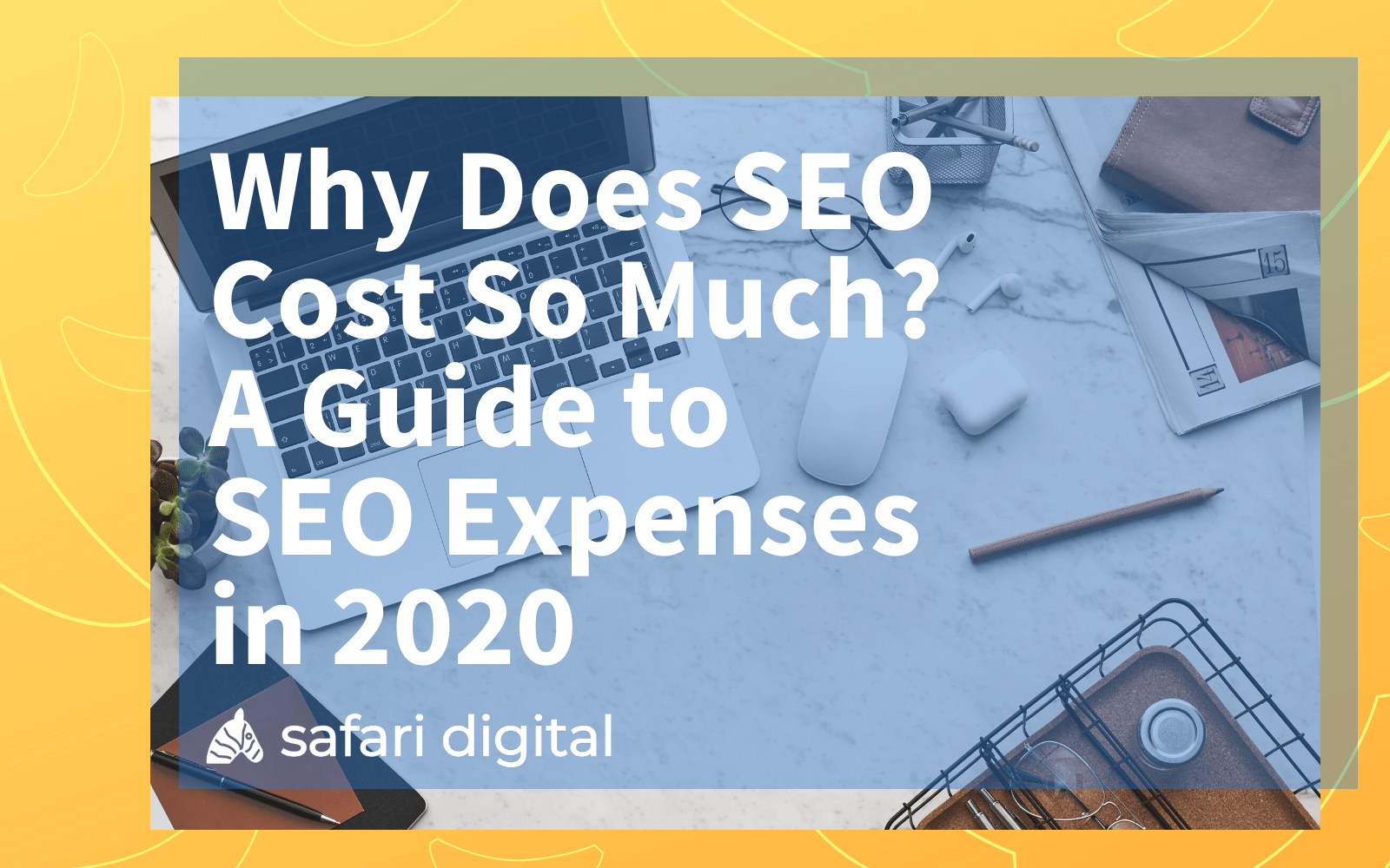 Why does SEO cost so much? cover image