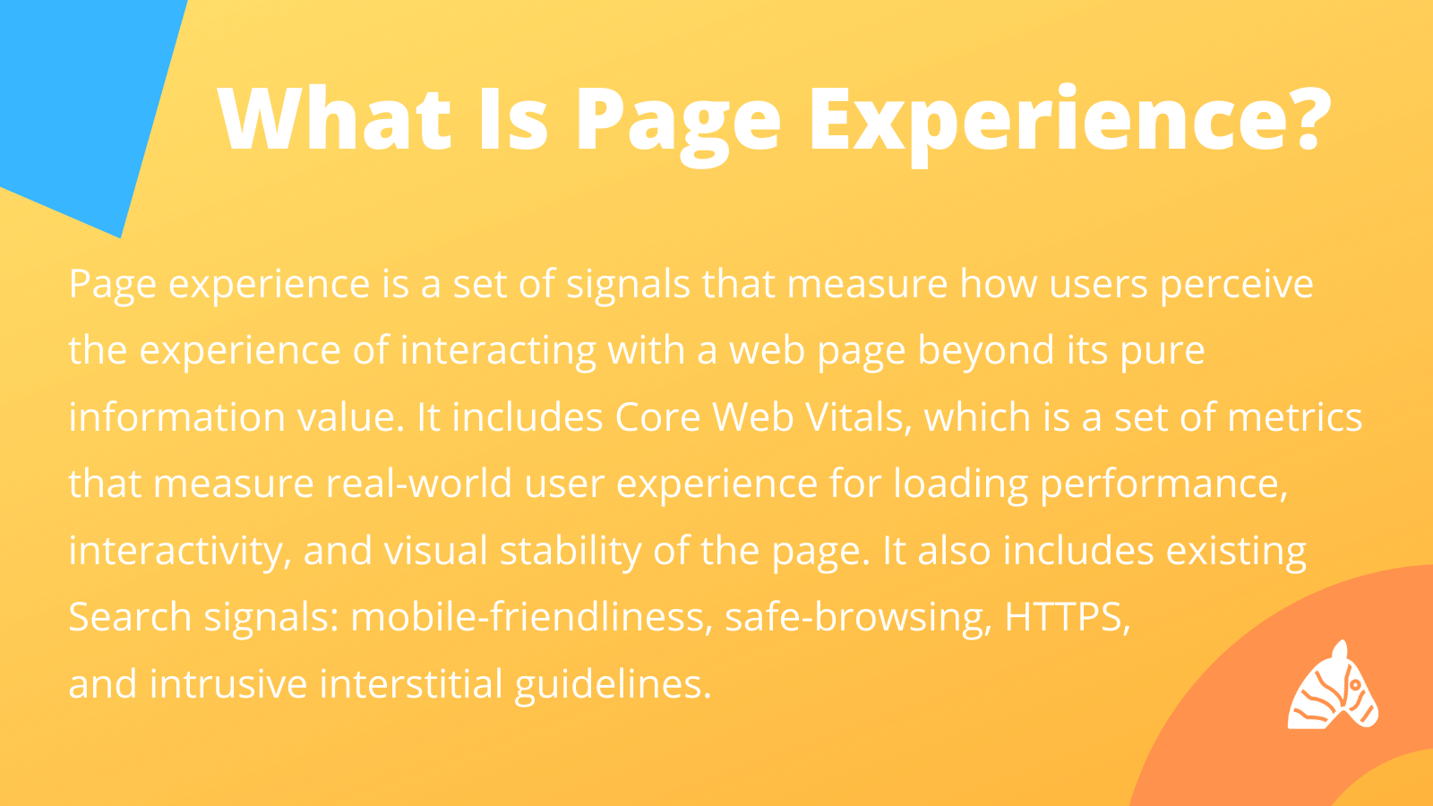 What is Google Page Experience?