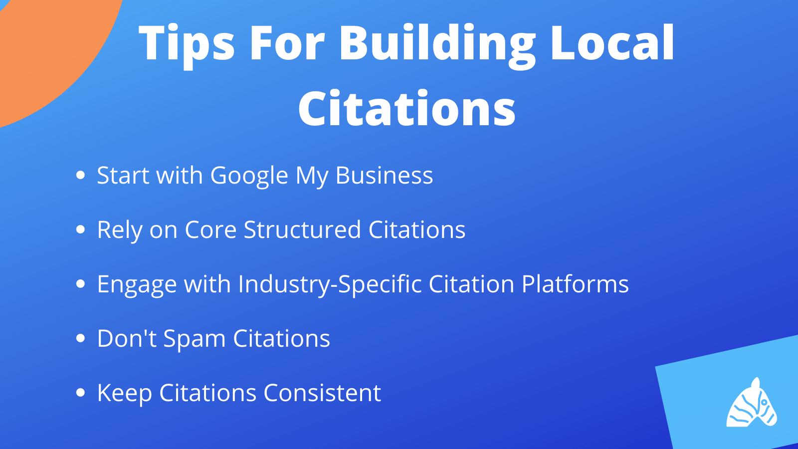 tips for building local SEO citations