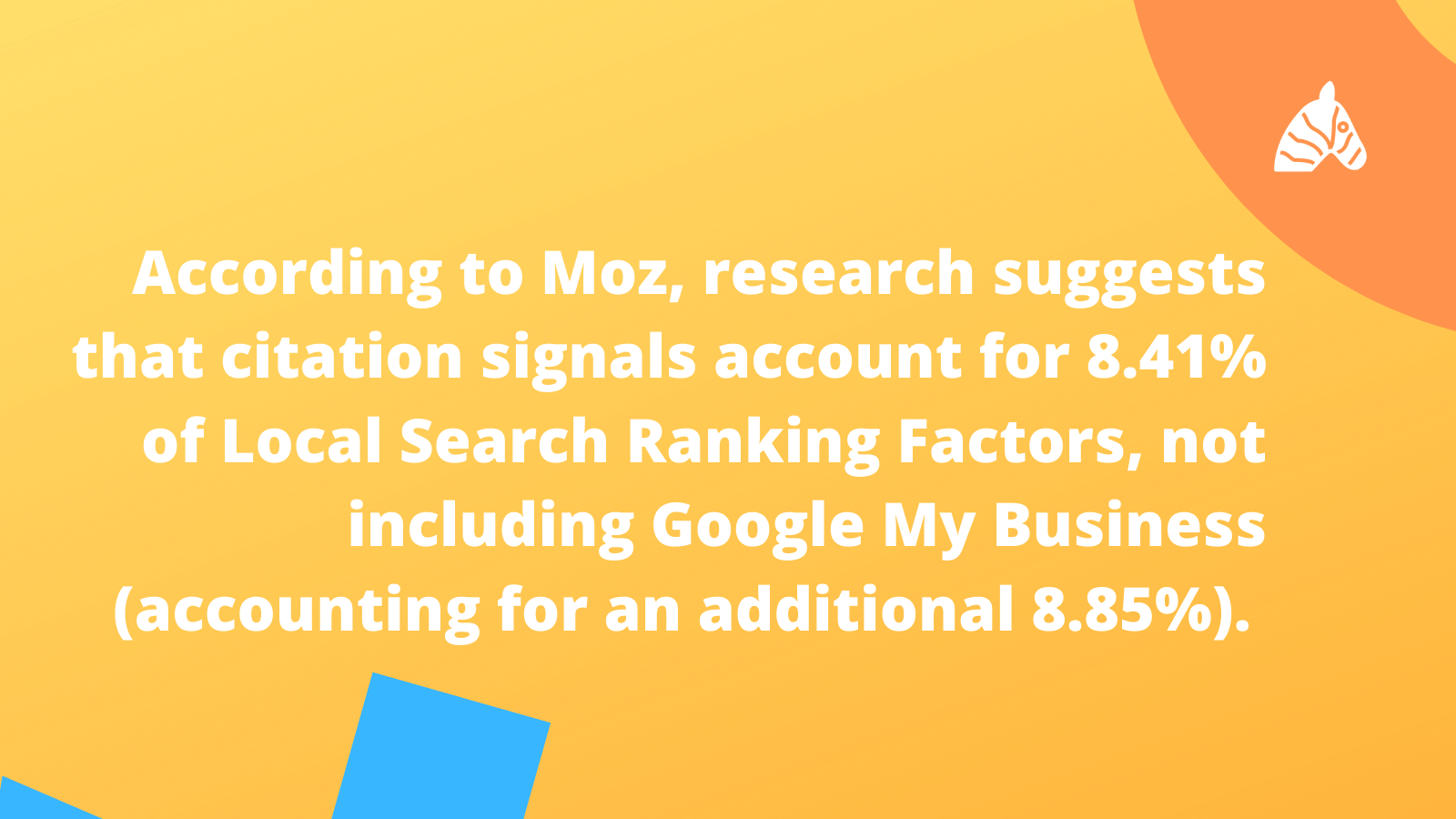 statistics about local citation building in SEO