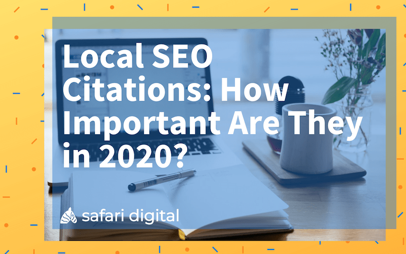 local SEO citations and their role in SEO