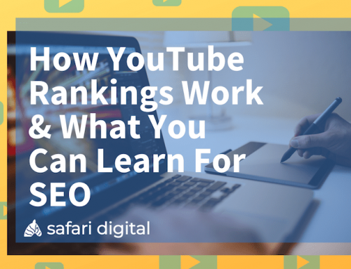 How YouTube SEO Works & What You Can Learn For General SEO