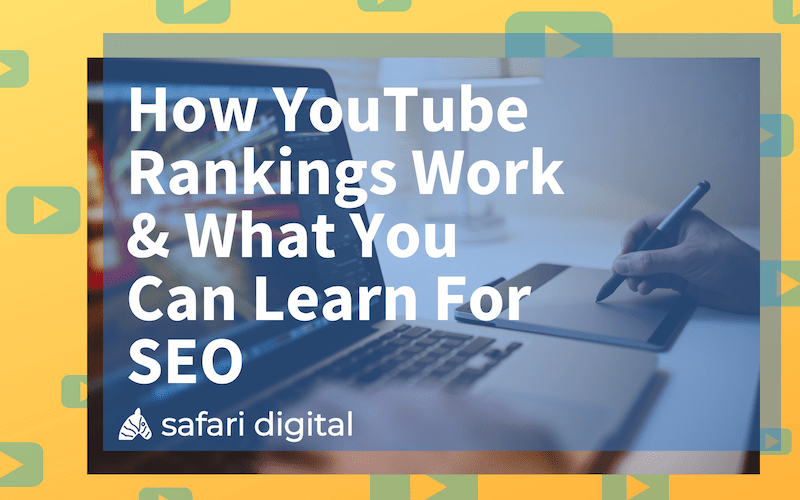 how youtube seo works and what you can learn for general SEO