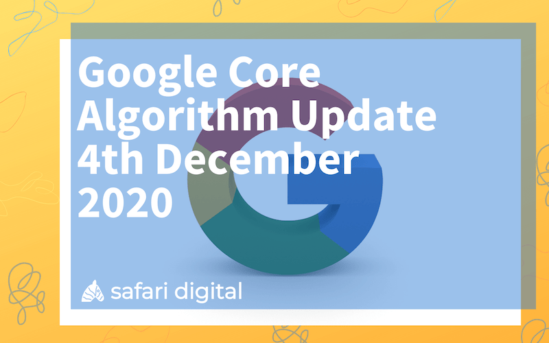 Google Core Update December 2020 Small Cover