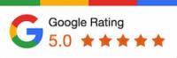 Safari Digital google reviews badge