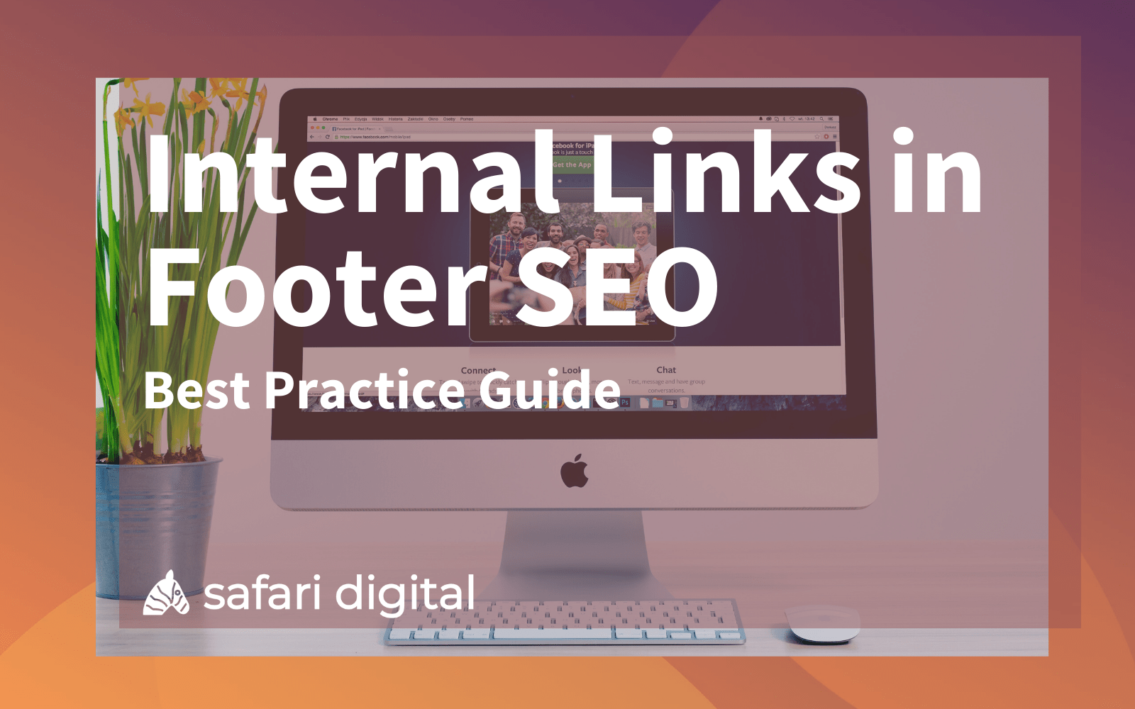 Internal links in footer SEO cover image