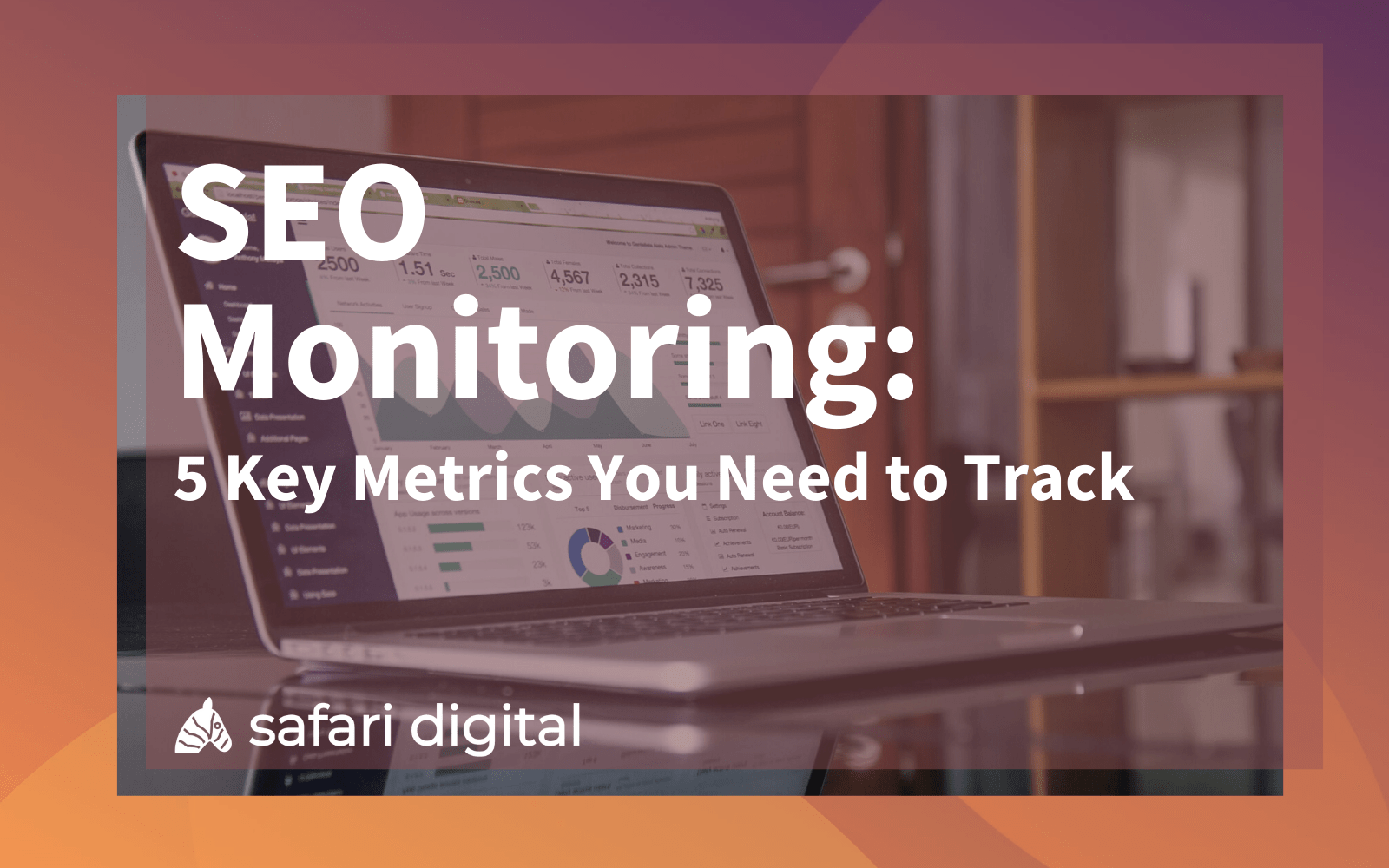 SEO Monitoring Metrics Cover