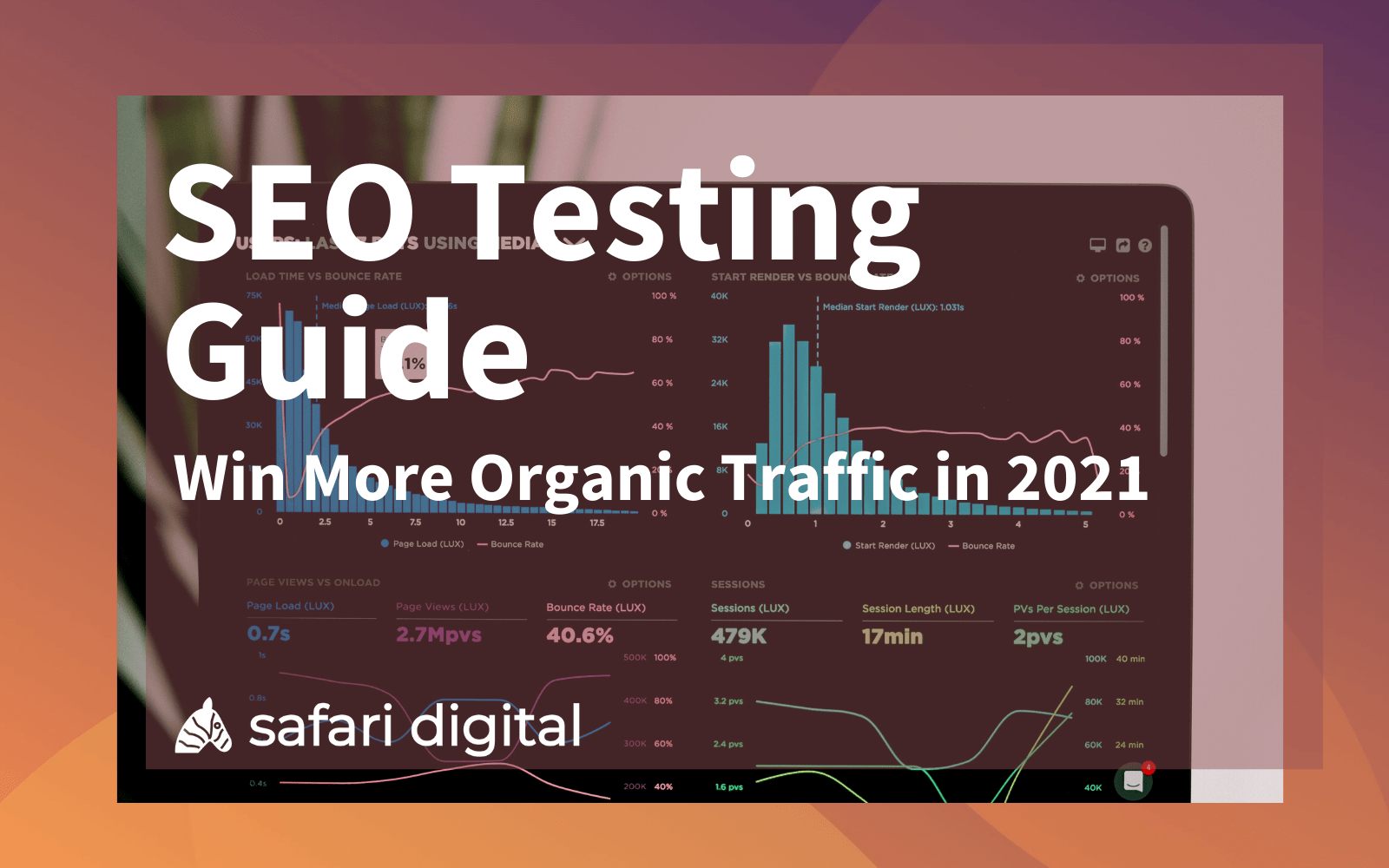 SEO Testing Guide Cover Image