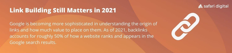 Importance of Backlinks in SEO in 2021