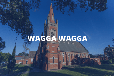 Wagga Wagga location tile