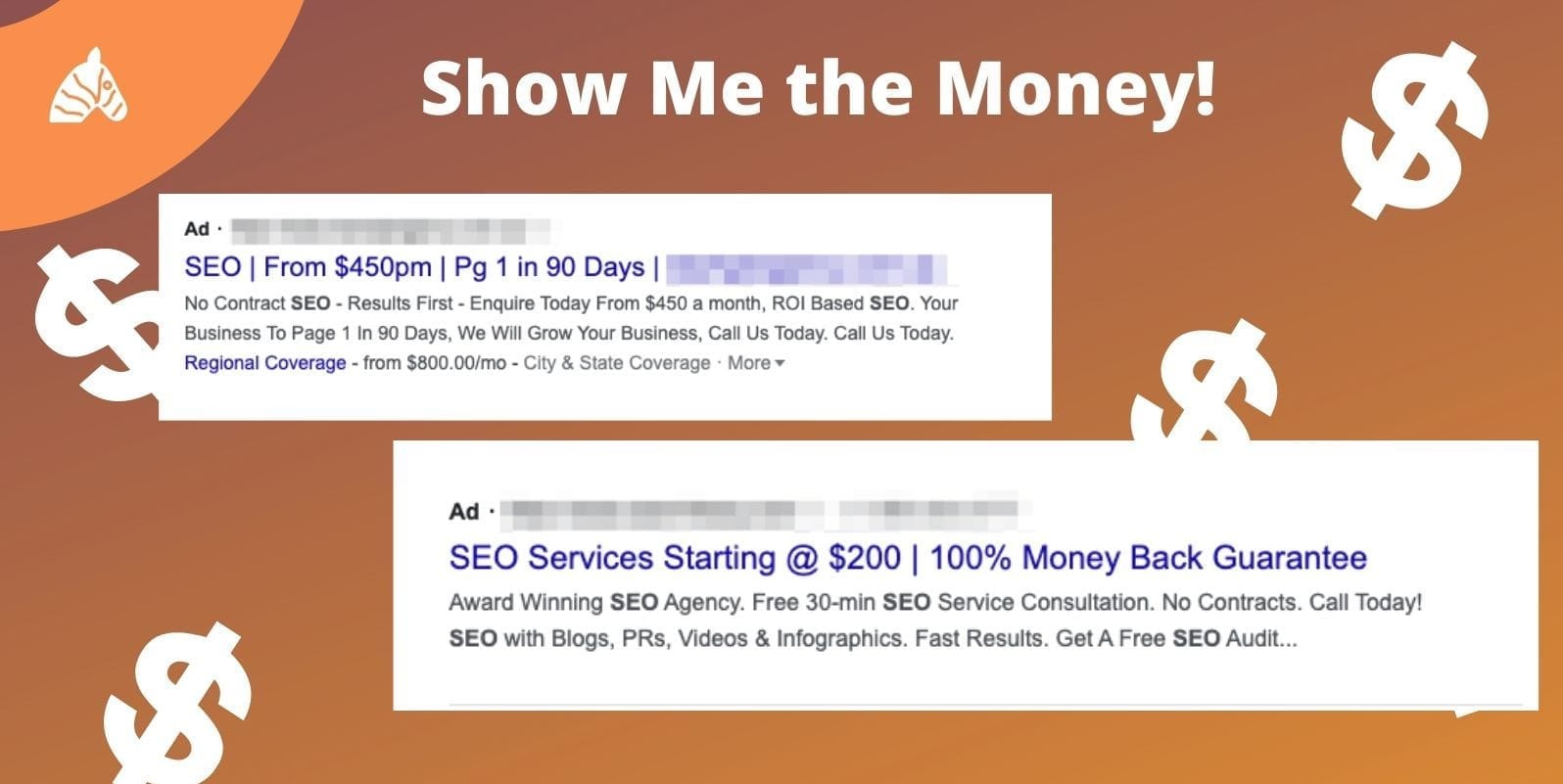 examples of websites offering guaranteed seo results